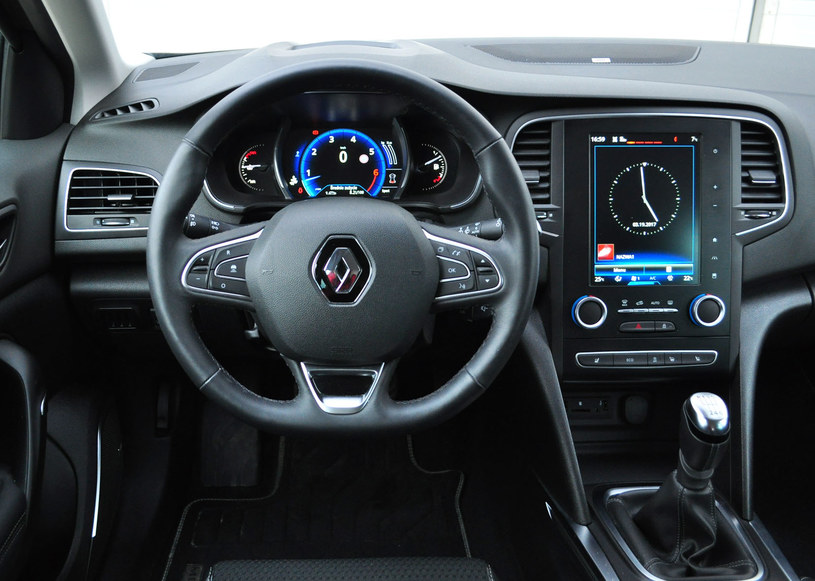 Renault Megane Grandtour 1.2 TCe /INTERIA.PL