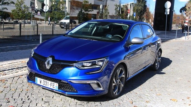 Renault Megane GT /INTERIA.PL