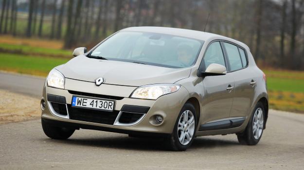 Renault Megane III /Motor