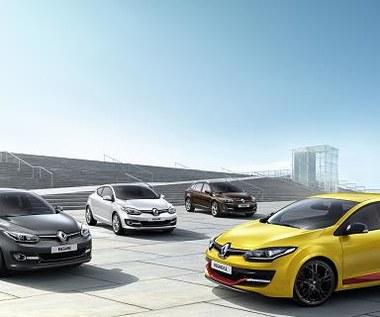 Renault Megane po liftingu. Ładniejsze?