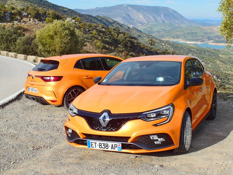 Renault Megane R.S. /INTERIA.PL