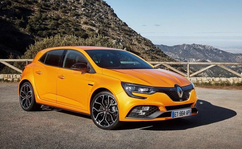 Renault Megane RS /