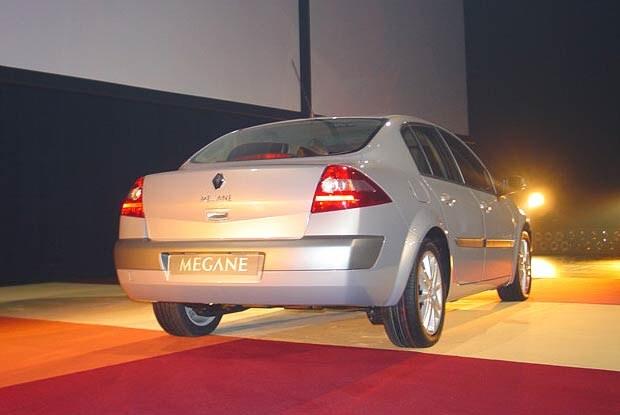 Renault Megane Saloon (kliknij) /INTERIA.PL