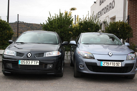 Renault megane /INTERIA.PL