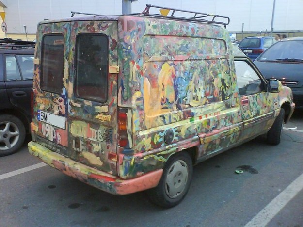 Renault picasso