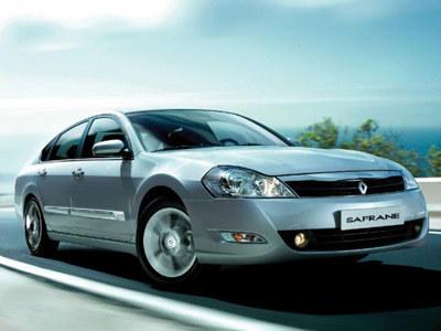 Renault Safrane 2009  /materiały prasowe