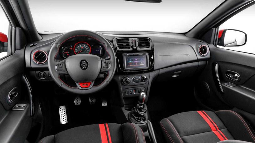 Renault Sandero RS Racing Spirit /