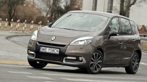 Renault Scenic 1.6 dCi 130 KM - test