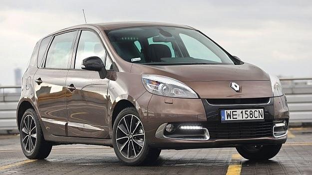 Renault Scenic III /Motor