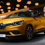 Renault Scenic IV zaprezentowane