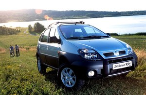 Renault Scenic RX4 (2000-2003) /Renault