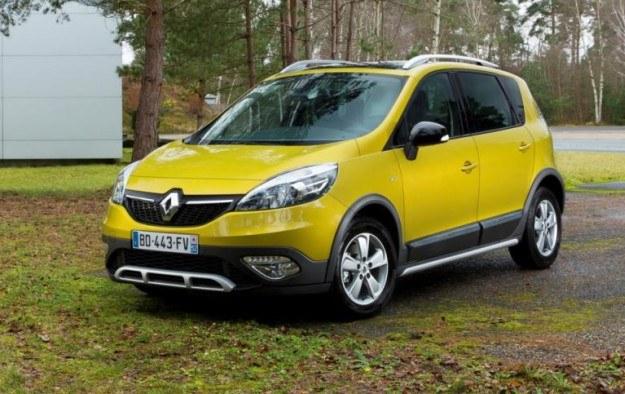 Renault Scenic XMOD /