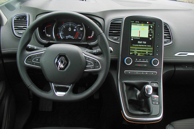 Renault Scenic /magazynauto.pl