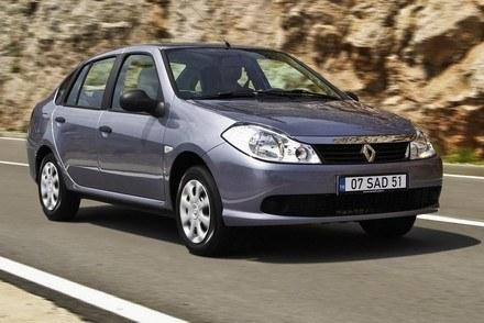Renault thalia/symbol /