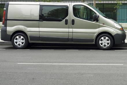Renault traffic. Fot. archiwum /