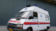 "Renault Trafic: karetka z ""Vinci"""