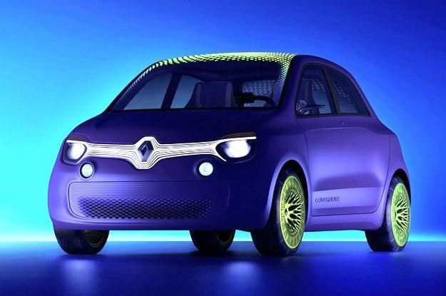 Renault Twin'Z concept /