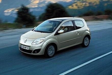 Renault twingo II /INTERIA.PL
