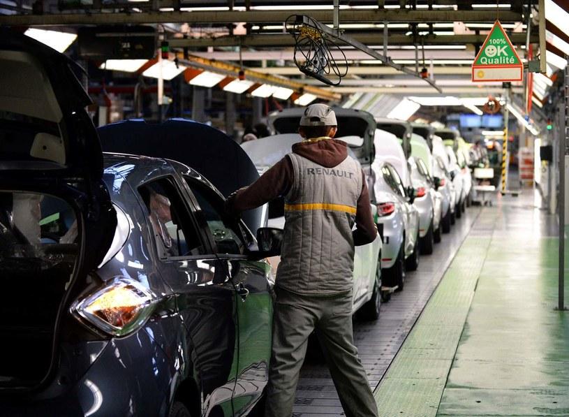 Renault wstrzymuje produkcję we wszystkich zakładach poza ChRL i Koreą Płd. /123RF/PICSEL