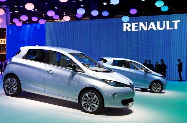 Renault zoe /