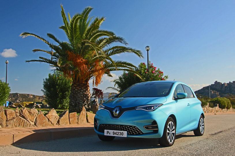 Renault Zoe /INTERIA.PL