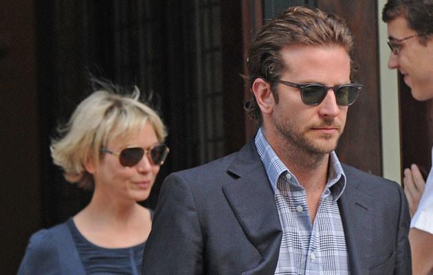Renee Zellweger i Bradley Cooper  /Splashnews