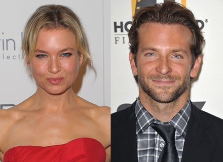 Renee Zellweger i Bradley Cooper /Getty Images/Flash Press Media
