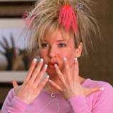 Renee Zellweger jako Bridget Jones /