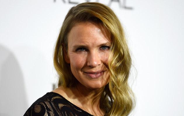 """Renee Zellweger została ostro skrytykowana za """"nową twarz"""" /Frazer Harrison /Getty Images"""