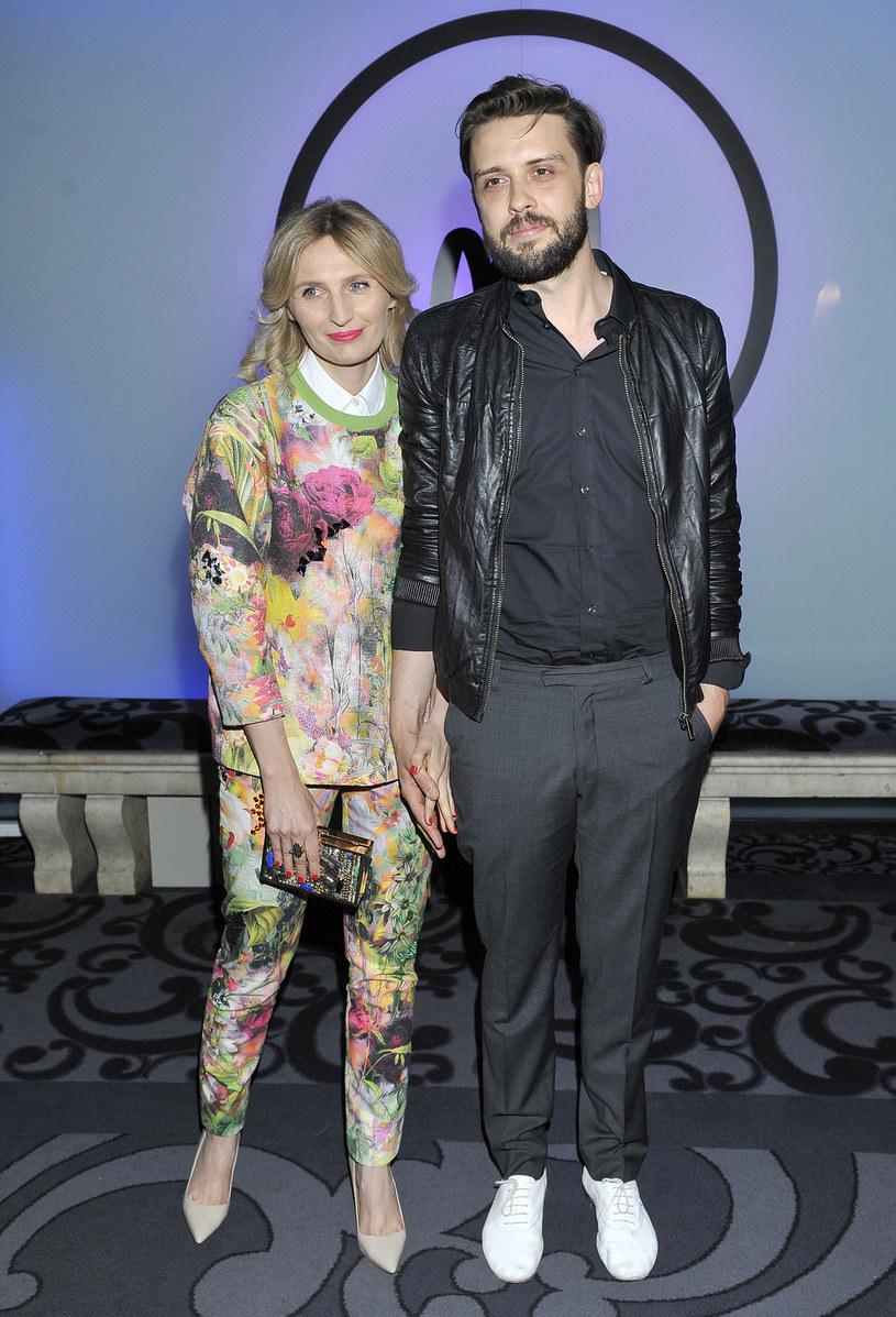 Reni Jusis i Tomasz Makowiecki /AKPA