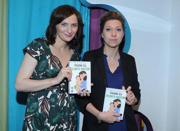 Reni promuje własną książkę  /fot. A. Szilagyi /MWMedia