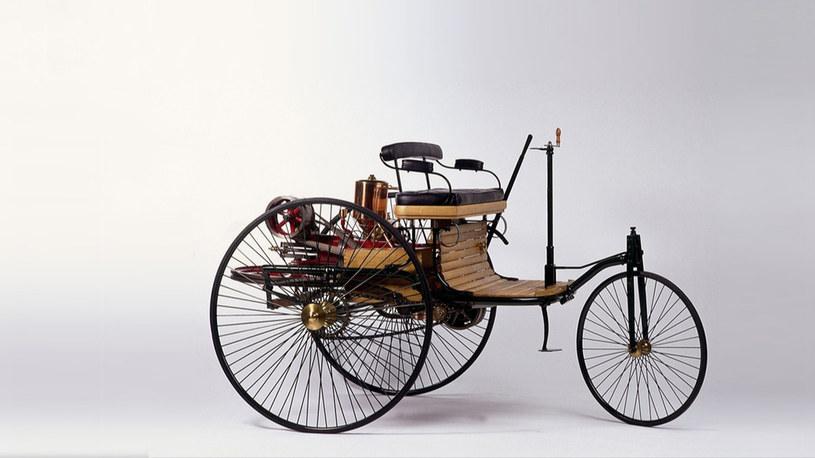 """Replika """"Patent Motorwagen"""" /"""