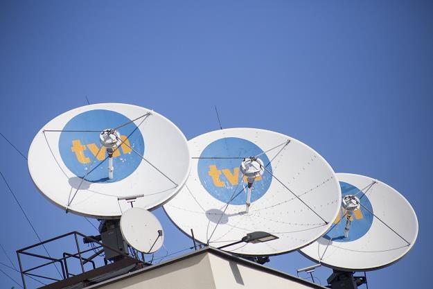 Repolonizacja telewizji obejmie tylko TVN? Fot. Maciej Łuczniewski /Reporter
