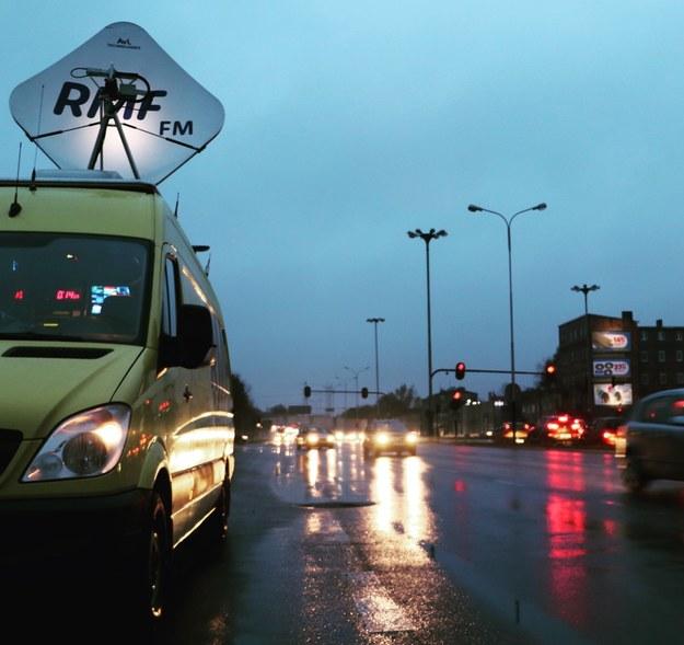 Reporterzy RMF FM specjalnie dla Was monitorują sytuację na polskich drogach /Michał Dukaczewski /RMF FM