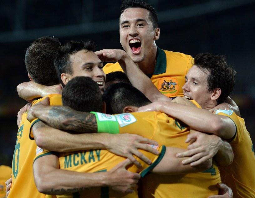 Reprezentacja Australii /AFP