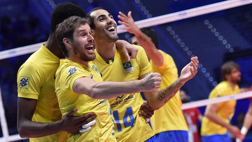 Reprezentacja Brazylii /Imago