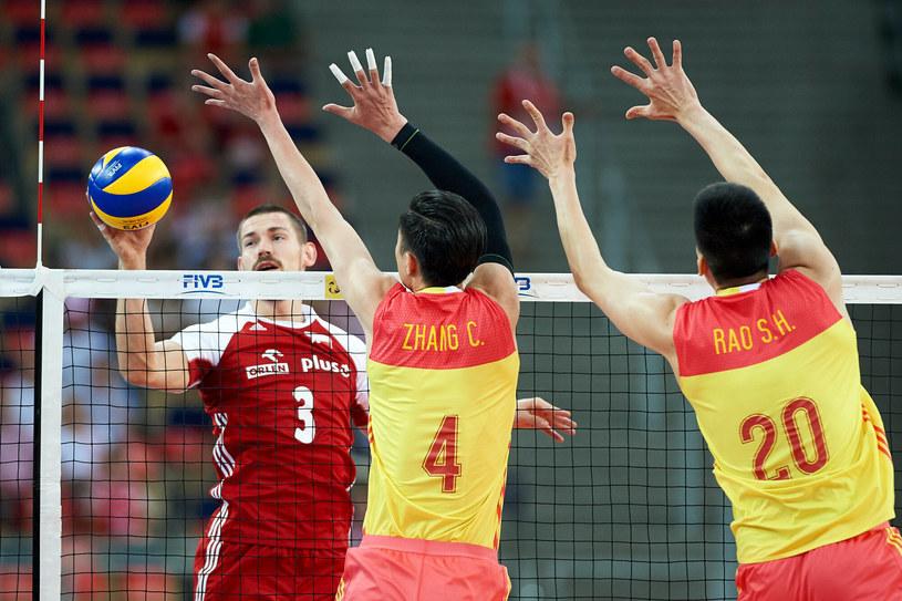 Reprezentacja Chin /Fot. Lukasz Szelag/REPORTER /East News