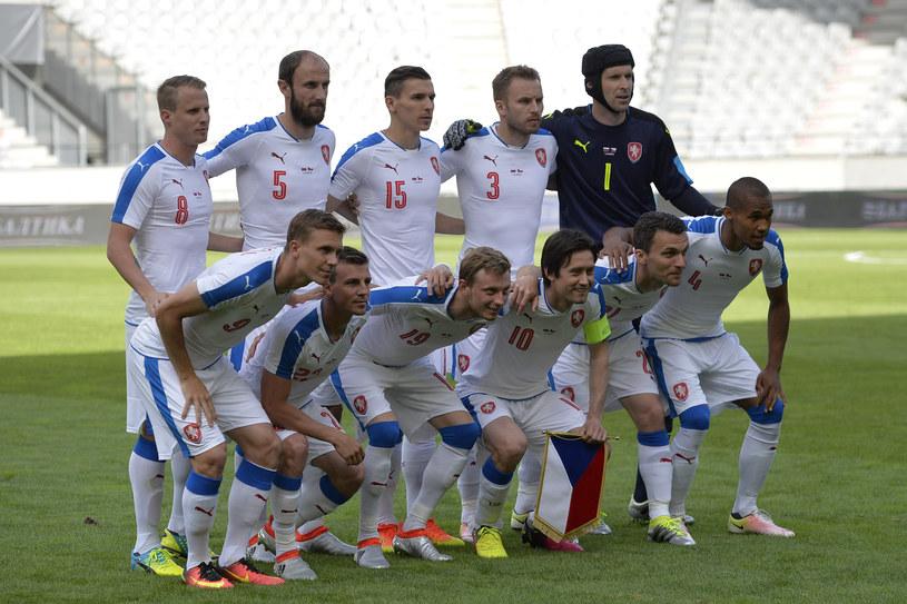 Reprezentacja Czech /AFP