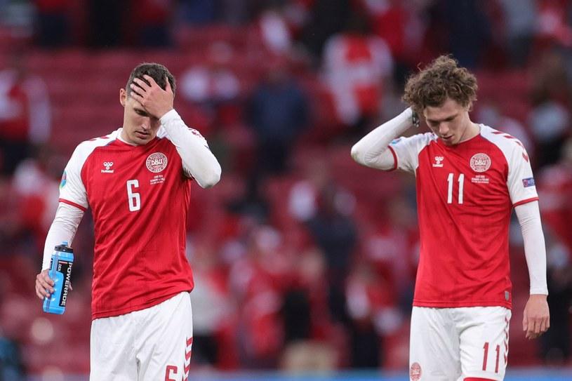 Reprezentacja Danii /AFP/POOL FRIEDEMANN VOGEL/ /AFP