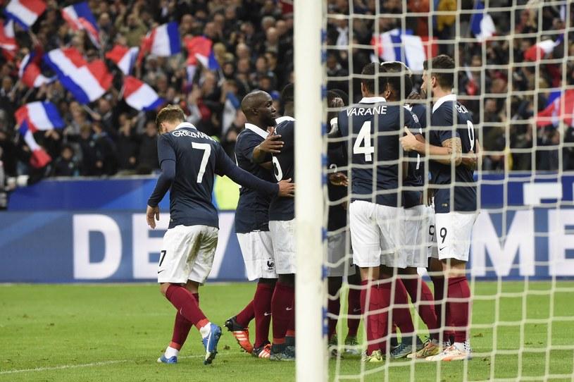 Reprezentacja Francji /AFP