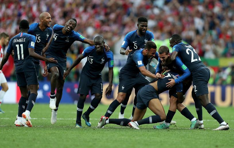 Reprezentacja Francji /Getty Images