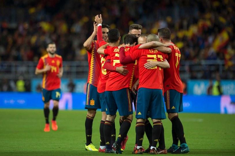 Reprezentacja Hiszpanii nie zagra na mundialu? /AFP