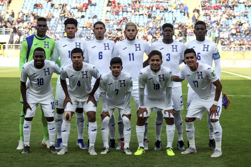 Reprezentacja Hondurasu /Jacek Szydłowski /PAP