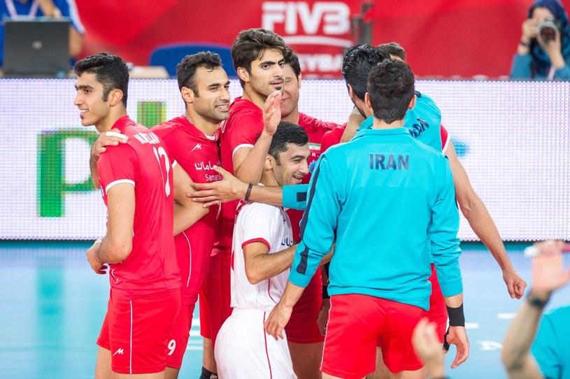 Reprezentacja Iranu jest groźna dla każdego. /PAP