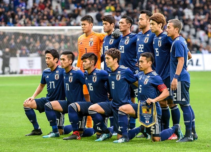 Reprezentacja Japonii. /AFP