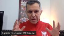"""Reprezentacja. Kołtoń ujawnia w """"Prawdzie Futbolu"""" zarobki Sousy! Wideo"""