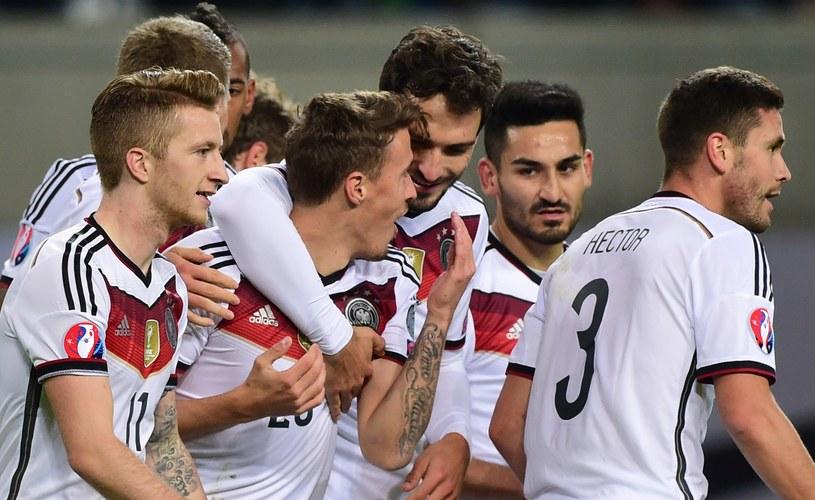 Reprezentacja Niemiec /AFP