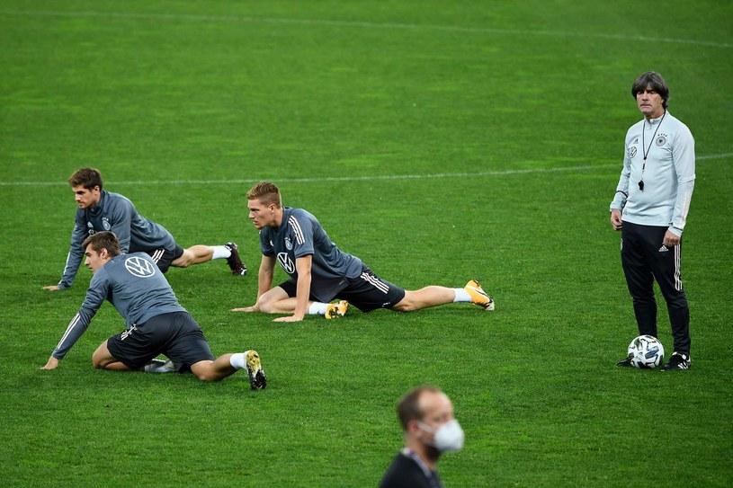 Reprezentacja Niemiec /AFP/AFP SERGEI SUPINSKY/ /AFP