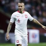 Reprezentacja Polski. Jacek Góralski przeszedł operację kontuzjowanego kolana