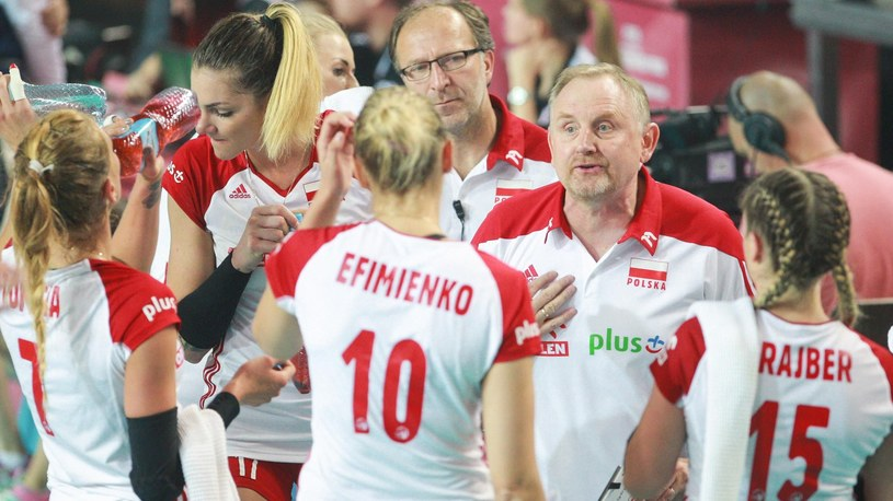 Reprezentacja Polski kobiet /Newspix